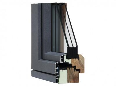 legno/alluminio EternityPassive 120